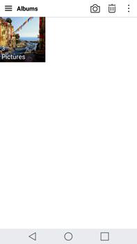 LG K520 Stylus 2 DAB+ - Contacten en data - Foto