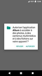 Sony Xperia XA2 - Photos, vidéos, musique - Envoyer une photo via Bluetooth - Étape 4