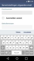 LG K4 - E-mail - Account instellen (POP3 zonder SMTP-verificatie) - Stap 15