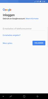 Samsung Galaxy Note 8 - E-mail - Handmatig instellen (gmail) - Stap 8