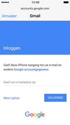 Apple iPhone 5 iOS 10 - E-mail - handmatig instellen (gmail) - Stap 6
