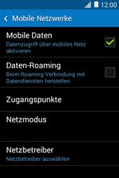 Samsung G130HN Galaxy Young 2 - Ausland - Im Ausland surfen – Datenroaming - Schritt 8