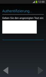 Samsung S7275 Galaxy Ace 3 - Apps - Konto anlegen und einrichten - Schritt 19