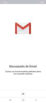 Samsung Galaxy Note20 - E-mails - Ajouter ou modifier un compte e-mail - Étape 5
