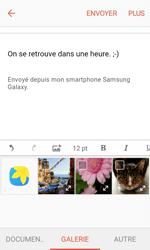 Samsung Galaxy Xcover 3 VE - E-mail - envoyer un e-mail - Étape 11