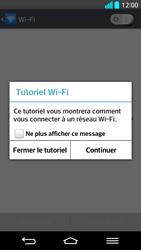 LG G2 - Internet et connexion - Accéder au réseau Wi-Fi - Étape 5