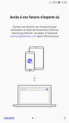 Samsung Galaxy A3 (2017) - Android Nougat - Internet - navigation sur Internet - Étape 4
