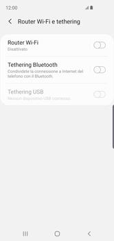 Samsung Galaxy S10e - WiFi - Come attivare l