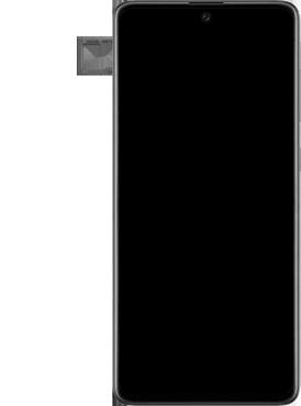 Samsung galaxy-a71-sm-a715f - Instellingen aanpassen - SIM-Kaart plaatsen - Stap 6
