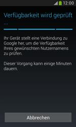 Samsung Galaxy Trend Plus - Apps - Konto anlegen und einrichten - 10 / 28