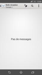 Sony E2003 Xperia E4G - E-mail - envoyer un e-mail - Étape 3