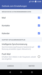 HTC One A9 - E-Mail - Konto einrichten (outlook) - 8 / 14