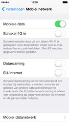 Apple iPhone 5 iOS 8 - Internet - Handmatig instellen - Stap 4