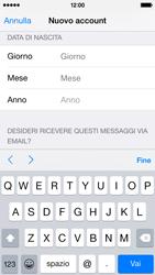 Apple iPhone 5c - iOS 8 - Applicazioni - Configurazione del negozio applicazioni - Fase 16