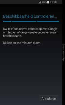 Samsung Galaxy Note Edge - apps - account instellen - stap 9