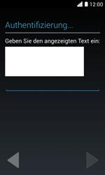 Huawei Ascend Y330 - Apps - Konto anlegen und einrichten - Schritt 19