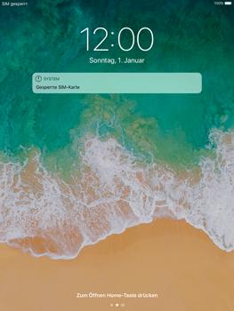Apple iPad Air - iOS 11 - Persönliche Einstellungen von einem alten iPhone übertragen - 23 / 27