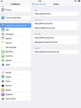 Apple iPad Pro 10.5 inch - iOS 11 - E-mail - Account instellen (POP3 met SMTP-verificatie) - Stap 6