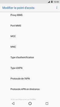 Nokia 6 (2018) - Internet - configuration manuelle - Étape 13