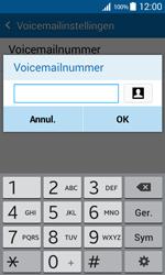 Samsung Galaxy Core Prime (G360F) - voicemail - handmatig instellen - stap 9