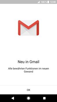 Sony Xperia XA2 Ultra - E-Mail - Konto einrichten (gmail) - Schritt 5