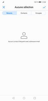Huawei P20 lite - E-mails - Envoyer un e-mail - Étape 5