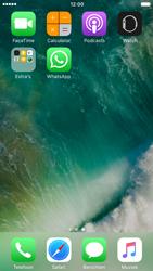 Apple iPhone 7 (Model A1778) - Privacy - Maak WhatsApp veilig en beheer je privacy - Stap 3