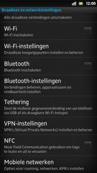 Sony LT26i Xperia S - netwerk en bereik - gebruik in binnen- en buitenland - stap 5
