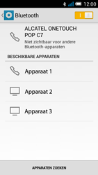 Alcatel OT-7041X Pop C7 - bluetooth - aanzetten - stap 6