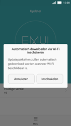 Huawei Y5 - Software updaten - Update installeren - Stap 4