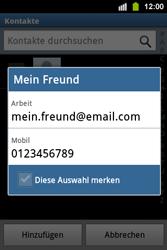 Samsung Galaxy Ace i - MMS - Erstellen und senden - 8 / 19