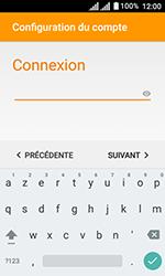Alcatel U3 - E-mails - Ajouter ou modifier un compte e-mail - Étape 10