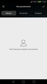 Huawei Mate S - MMS - Afbeeldingen verzenden - Stap 4