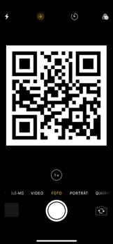 Apple iPhone X - iOS 11 - Kamera – Sofort-QR-Code - 6 / 8