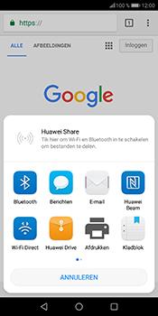 Huawei P Smart (Model FIG-LX1) - Internet - Hoe te internetten - Stap 21