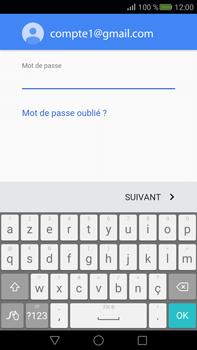 Huawei Mate S - E-mail - Configuration manuelle (gmail) - Étape 12