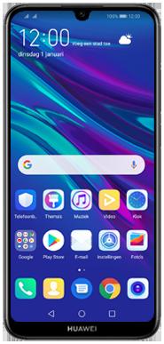 Huawei Y6 (2019) - Internet - Handmatig instellen - Stap 27