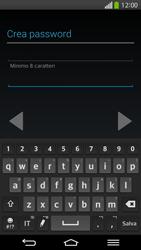 LG D955 G Flex - Applicazioni - Configurazione del negozio applicazioni - Fase 12