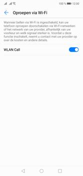 Huawei P20 Lite Dual-SIM (Model ANE-LX1) - Bellen - WiFi Bellen (VoWiFi) - Stap 8