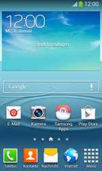 Samsung Galaxy Grand Neo - WLAN - Manuelle Konfiguration - 0 / 0