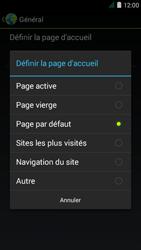 Acer Liquid Z410 - Internet - Configuration manuelle - Étape 25