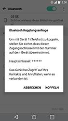 LG G5 SE - Bluetooth - Geräte koppeln - 0 / 0
