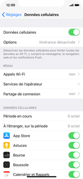 Apple iPhone X - MMS - configuration manuelle - Étape 5