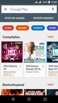 Acer Liquid Z630 - Applicaties - Download apps - Stap 5