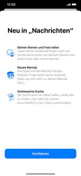 Apple iPhone XS Max - iOS 13 - MMS - Erstellen und senden - Schritt 5