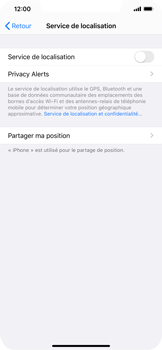 Apple iPhone XR - iOS 13 - Appareil - activéz