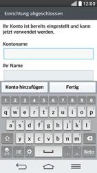 LG G2 mini - E-Mail - Konto einrichten - 2 / 2