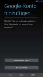 Huawei Ascend Mate - Apps - Konto anlegen und einrichten - Schritt 3