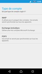 Sony Xperia Z5 Compact - E-mails - Ajouter ou modifier un compte e-mail - Étape 9