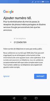 Huawei Y6 (2018) - Applications - Créer un compte - Étape 13